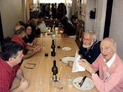 Participants de Paris, La Rochelle, Annecy et Annemasse