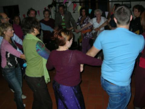 ...on danse...